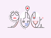 900 fallowers on Dribbble