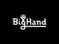 Big Hand / Black