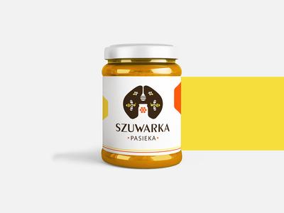 Szuwarka | Honey jar