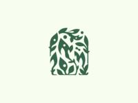 Natural Spa | Logomark 🌿