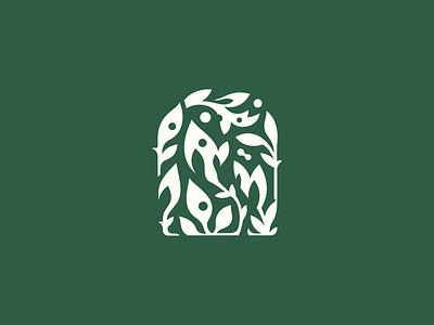 Natural Spa | Logomark 🌿 blcstudio belcdesign vectors leafs spa natural branding logodesign logomark logo