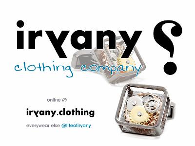 Iryany Clothing Company markappeal apparel clothing fashion everywear