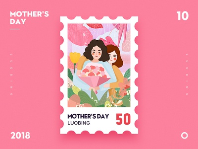 Mother's Day gif ui illustrations mothers mother day