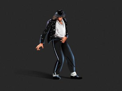 rockstar3 rockstar dancer music design illustrations