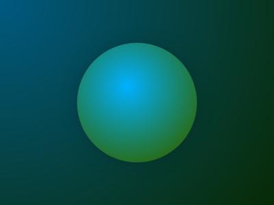 'Qi FM'  ICON - GREEN