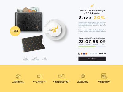 Flash Sale page