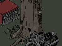 Tree Poster crop