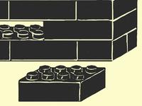 Bricks logo T