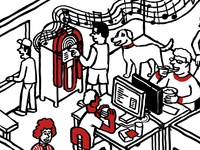 Holiday Office - crop 1