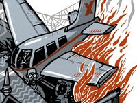 Fear - Plane crash/fire