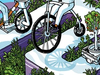 Utopia Bike Mural Crop 2