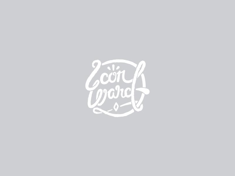 Calligraphy calligraphy logo vector flat