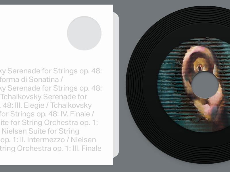 Vinyl vinyl illustration music