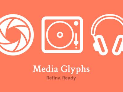 Media Glyphs