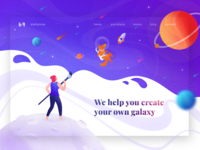 Outer-space Header Exploration
