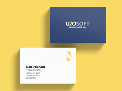 Business Card - Unosoft