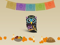 Day of the Death Owly