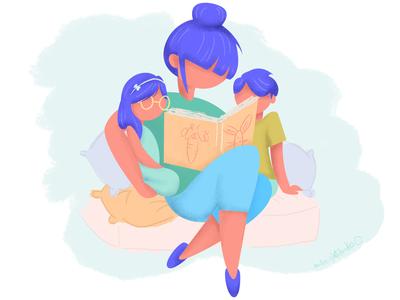 Nanny Reading