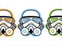Trooper Palette