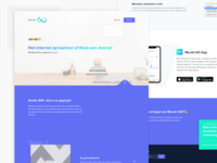 Homepage Concept
