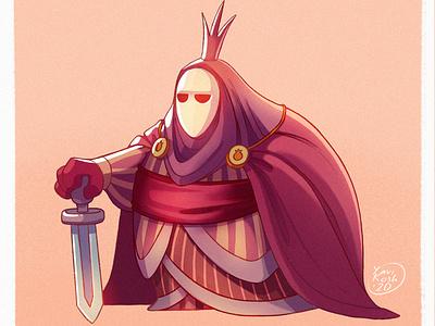 The Leader - Artonion game art characters cartoon illustration raster character design character