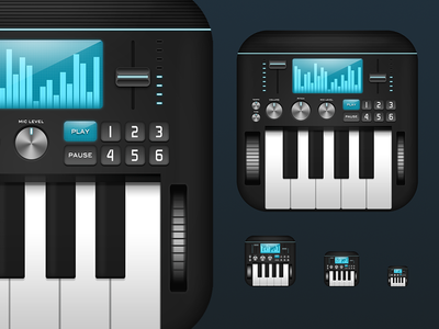 Synth App Icon