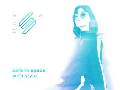 #spacedchallenge concept proposal #03 tesla spacedchallenge space moon logo epicurrence elon musk dann petty concept branding blue