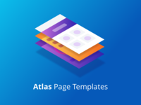 Atlas UI - Page Templates