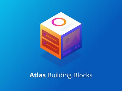 Atlas UI - Building Blocks ux ui templates pagetemplates mendix illustration gradient design atlasui