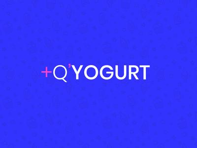+Q'YOGURT Logo