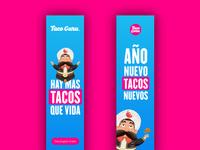 Banner Design - Taco Guru