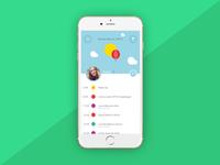 UI Calendar App