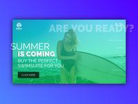 Shell Swimwear - Home Page