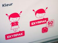 Chiro Ekyrpak - Jeugdbeweging - Logo