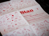 Stan baby Card