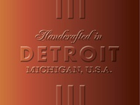 Handcrafted in Detroit, Cont'd