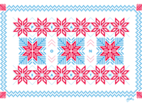 Happy Holidays, Dribbble! (Full)