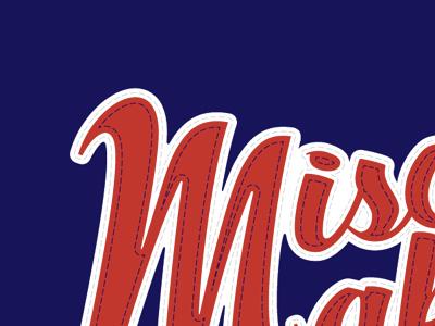 Mischief Makers Jacket Script mischief makers script type typography