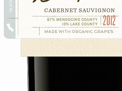 Organic wine label type form overprint multiply modern midcentury