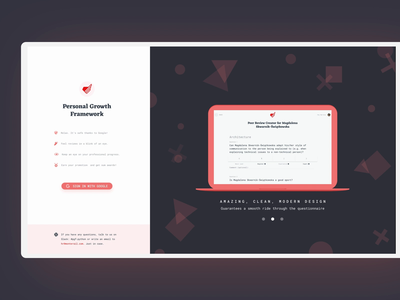 Log in Page / Splash Screen Animation with Product Slider dashboad landing page branding illustration logo animation app design website animation design figma