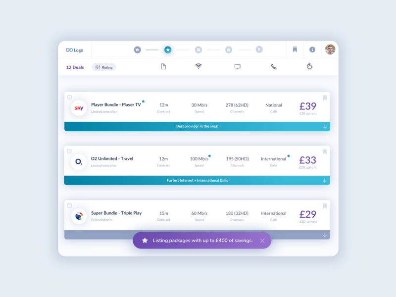 In-store sales tool dashboard design e-commerce retail mobile material product platform interface purple table user experience user inteface minimal