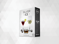 Silver Ice packaging