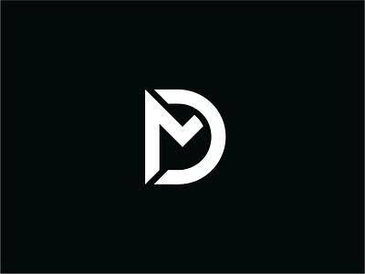 DM Monogram identidade de marca marca branding design logo branding minimal vector monograma monogram dm d m brand design