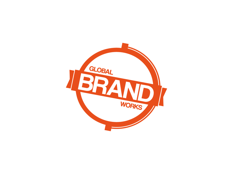 Global Brand Works Logo branding and identity visual design graphic design identity design branding agency logo branding design