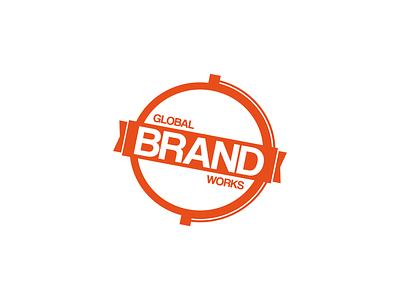 Global Brand Works Logo branding and identity visual design graphic design identity design branding agency logo branding design