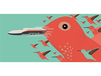 Biomimicry ai ps illustration