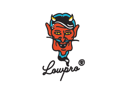Lowpro project Graphic character devil illustration artwork limited apparel lowpro