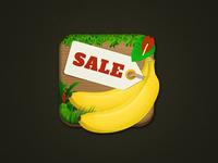 Jungle Sale Icon