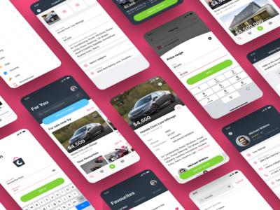cBro Marketplace UI kit teaser