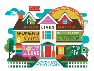 House Rules for Progress progressive blm inclusion house